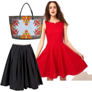 Шитье юбка солнце-клеш мастер класс пошагово #1